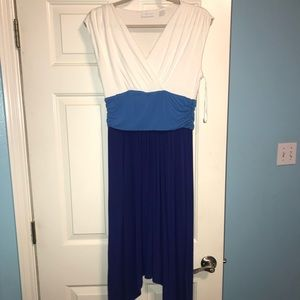 New York and company dress, worn once on a cruise
